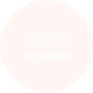 Designer and Coder